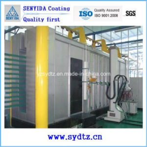 Electrostatic Powder Coating Painting Line Automatic Spraying Machine pictures & photos
