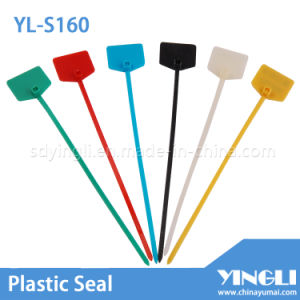 Colored Pull Tight Plastic Seal for Marking pictures & photos