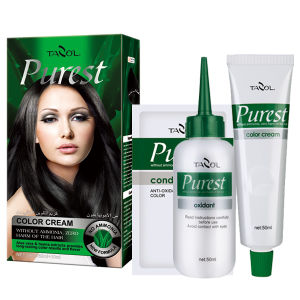 Purest Free Ammonia House Use Hair Color Cream Mahogany pictures & photos