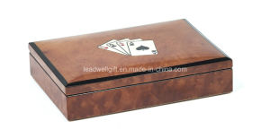 Wood Playing Card Set pictures & photos