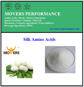 Silk Amino Acids (SAAs) pictures & photos
