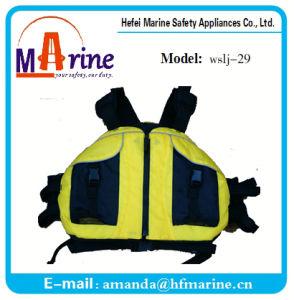 PVC Foam Kayak Sail Life Jacket pictures & photos