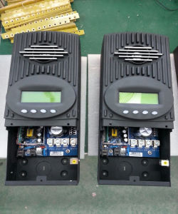 4500W Solar Panel System 150VDC Flexmax MPPT Tracker 60A Solar Battery Charger Controller 48V 60V pictures & photos