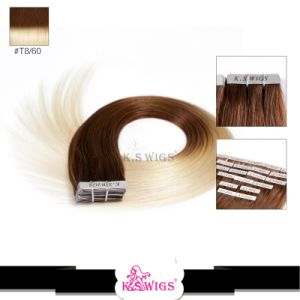 New Arrival Tape Hair, Tape in Real Human Hair Extension pictures & photos