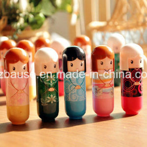 Hotsale! ! Herbal Cute Lipbalm with Private Label
