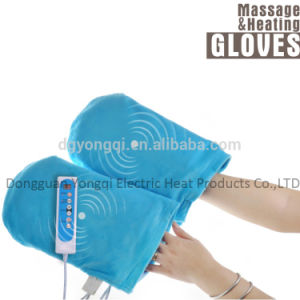 CE Approved Massage Heat Gloves, Massage Heating Mitts pictures & photos