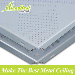 Aluminum Acoustic Ceiling Board pictures & photos