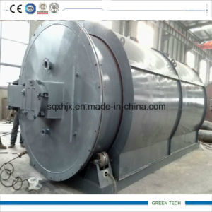 Plastc Recycling Machine Pyrolysis Plastic to Oil 12tpd pictures & photos