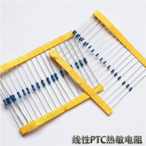 PTC Temperature Linear Thermistor with 100 Ohm pictures & photos