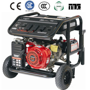 Portable Petrol Generator for House (BH6500) pictures & photos