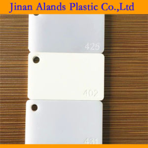Acrylic Material 2mm White Plexiglass Board Manufactory pictures & photos