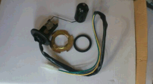 Bus Spare Parts Fuel Gauge for Chang an, Yutong, Kinglong, Higer Bus pictures & photos