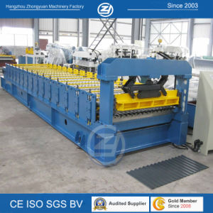 Metal Prepainted Steel Coil Roof Roll Forming Machine pictures & photos