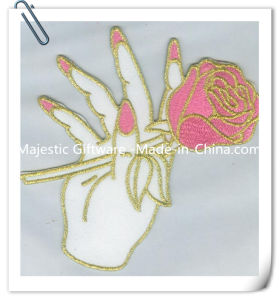 Customized Embroidery Patches pictures & photos