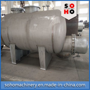 ISO Qualified Highly Efficient Stainless Steel Horizontal Type Liquid Storage Tank pictures & photos