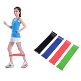 Complete Set of Workout Stretch Bands for Men and Women for All Fitness Stages pictures & photos