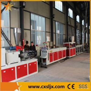 One Mold Four Cavity PVC Pipe Production Line pictures & photos
