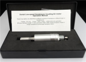 Tealth Internal Irrigation Dental 4 Holes Air Motor Handpiece pictures & photos