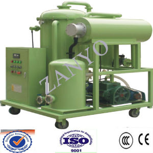 600L/H Portable Single Stage Vacuum Transformer Oil Purifier pictures & photos