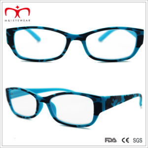 Hot Sales Plastic Reading Glasses with Camouflage Hot Stamp Transfer (WRP411413) pictures & photos