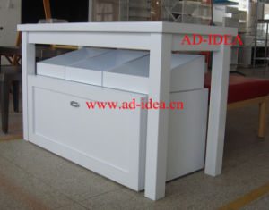 Shop Display Stand / Garment Table / Cash Table (AD-GSF-8870) pictures & photos