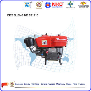 Zs1115 Single Cylinder Diesel Engine pictures & photos