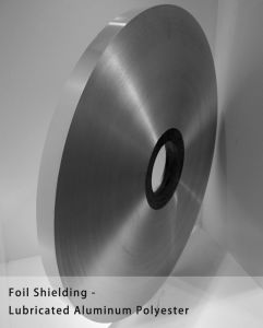 Foil Shielding Tape Aluminum Polyester Tape for Cable Wrapping