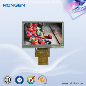China Producer 3.5 Inch TFT LCD Capacitive Touch Screen Module pictures & photos