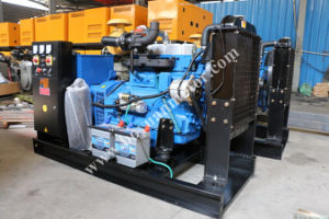 Chinese Engine Small Portable Diesel Power Plant 24kw pictures & photos