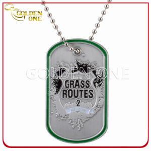 Customized Iron Stamped Soft Enamel Metal Dog Tag pictures & photos