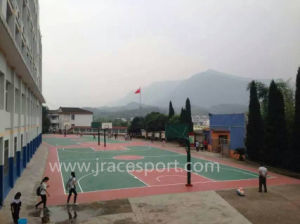 High Quality Spu Basketball Court Coating pictures & photos