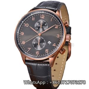 2016 New Style Quartz Watch, Fashion Stainless Steel Watch Hl-Bg-179 pictures & photos