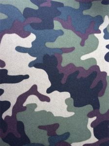 Neoprene with Camo Style Fabric for Wetsuit (HX011) pictures & photos