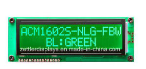 FSTN Character LCD Display Module with LED Backlight pictures & photos