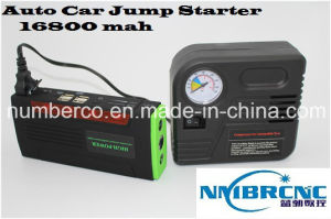Nmbrcnc-Sp-16 Portable Mini Multi-Function Car Auto Jump Starter (16800mAh)