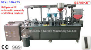 Stationery Pen Equipment-Ball Pen Refill Automatic Assembly Machinery pictures & photos