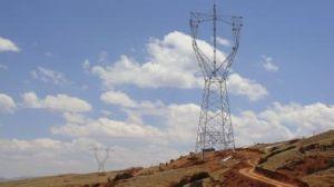 500 Kv Steel Lattice Power Line Tower pictures & photos