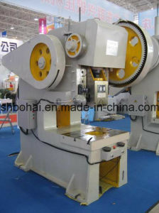 Deep Throat Mechanical Eccentric Power Press (punching machine) J21s-80ton 75t pictures & photos