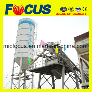 25-50m3/H Small Beton Concrete Mixing Plant for Sale pictures & photos