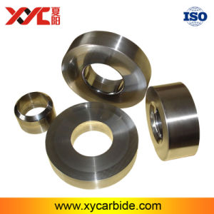 Xyc Well-Polished Tungsten Carbide Standard Rough Cored Round Hole Drawing Dies Made in China pictures & photos