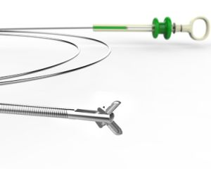 PE Coated Disposable Biopsy Forceps for Enteroscopy pictures & photos