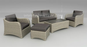 Mtc-040 Outdoor Rattan Wicker Furniture Sofa and Table pictures & photos