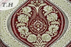 Double Chenille Pattern Jacquard Chenille (FTH31808) pictures & photos