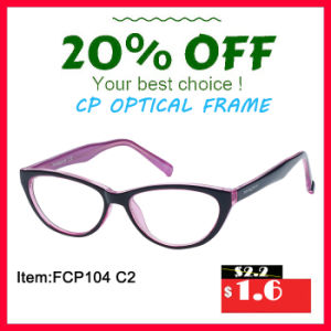 Fashion Young Lady Cheap Price Plastic Optical Frame pictures & photos