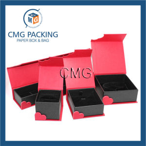 Red Combination Jewelry Paper Box (CMG-PJB-041) pictures & photos