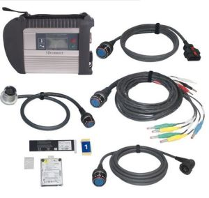 MB SD Connect Compact4 Star Diagnosis