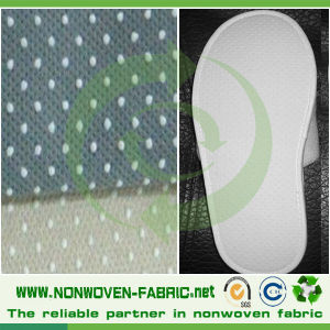 PVC DOT Coated Spunbond Anti-Slip Nonwoven pictures & photos