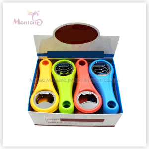 Promotional 24pack Kitchen Tools Plastic Stainless Steel Beer Bottle Opener pictures & photos