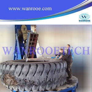 Waste Book / Document /Paper Tube/ Corrugated Board Recycling Shredder pictures & photos