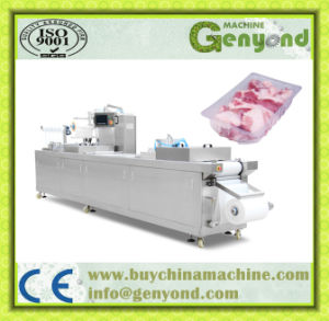 Automatic Thermoforming Vacuum Packaging Machine pictures & photos